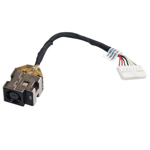 DC POWER JACK PORT CABLE FOR HP Pavilion G6-1C35DX G6-1B49WM G6-1B79DX G6-1D16DX