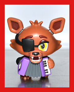Details about Funko FIVE NIGHTS AT FREDDYS Pizza Simulator Mystery Minis  ROCKSTAR FOXY