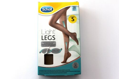 Scholl jambes légères Compression Collants-Nuance NUDE-Veuillez Choisir la Taille