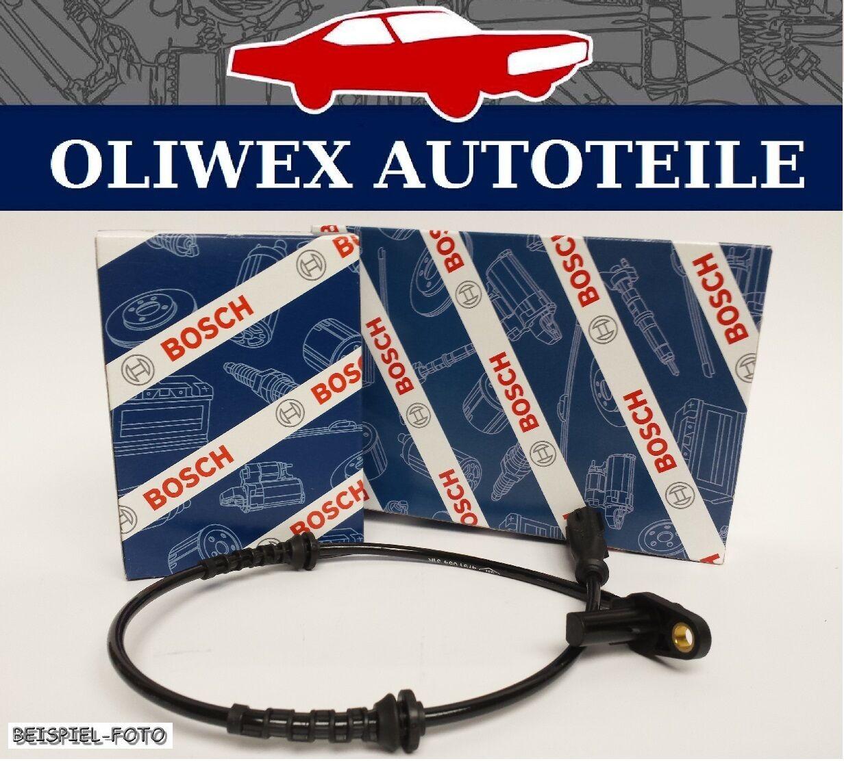 BOSCH ABS Sensor ALFA ROMEO 156 GT alle Motoren 0265007488