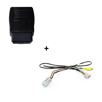 Rearview Camera Interface Kit For Ford Lincoln Mercury Sync