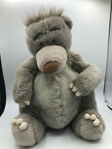 The-Jungle-Book-Baloo-Bear-Walt-Disney-World-Plush-Kids-Soft-Stuffed-Toy-Doll