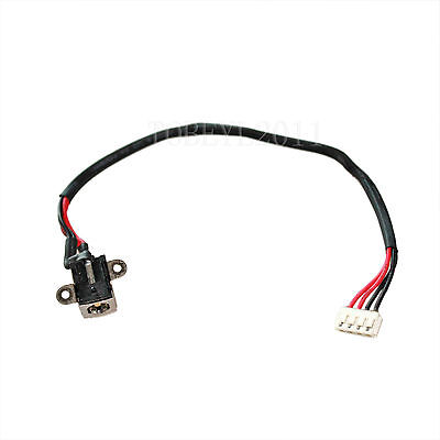 DC Power Jack cable Dell Inspiron P51F P51F001 Charging Port Socket Connector GT