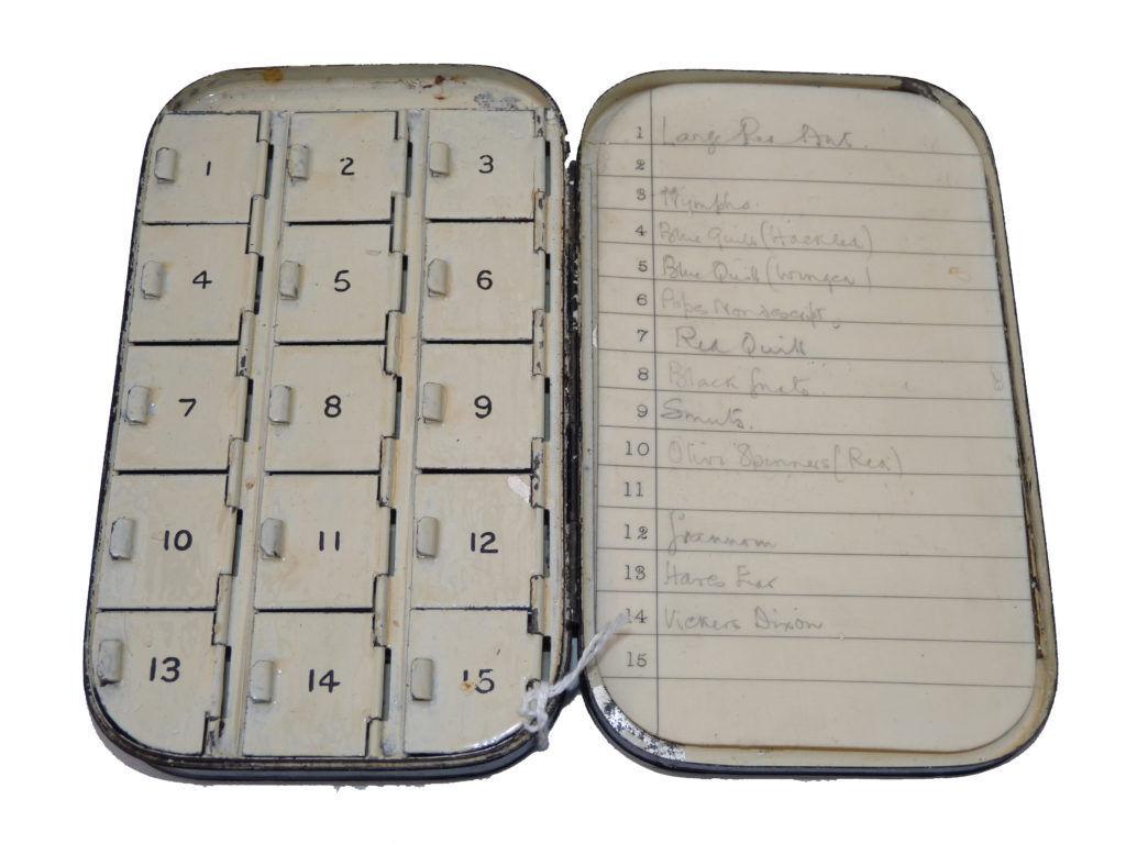 Hardy The Girodon Pralon No. 1 Fly Box for collector
