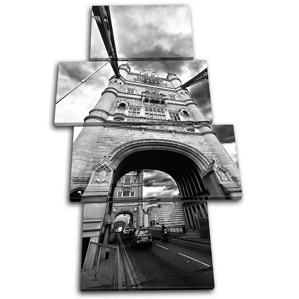 Nouvelle génération, nouveau choix   Tower Bridge Landmarks murale MULTI TOILE murale Landmarks ART Photo Print cfda60