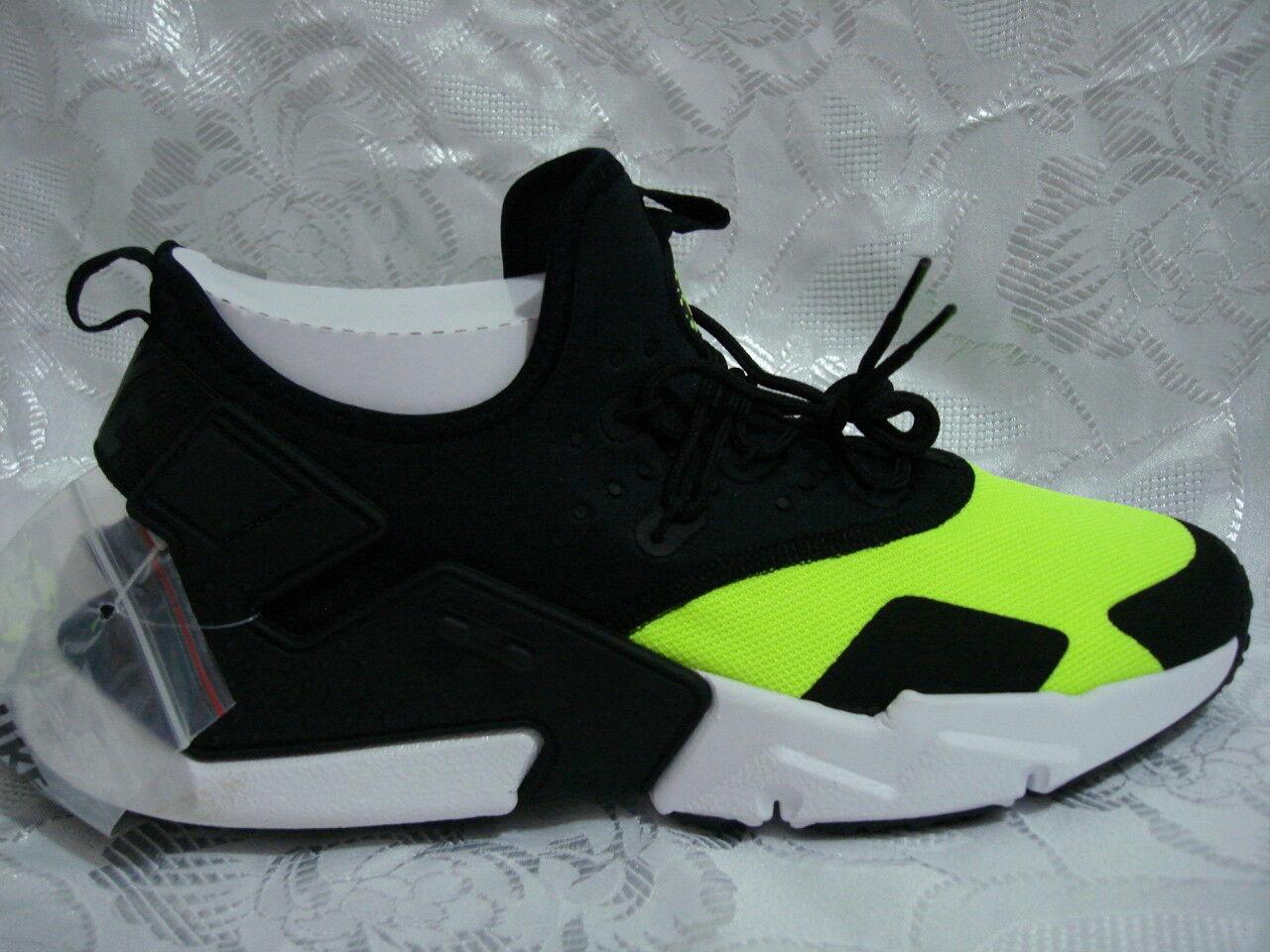 Nike drift air huarache drift Nike 11,5 - volt - schwarz mit ah7334 700 max flyknit 270 reagieren. a483b8