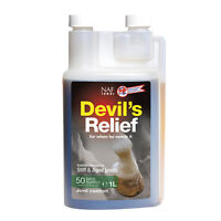 NAF Devils Relief /Devils Claw 2 Ltr refill *FREE UK Shipping*