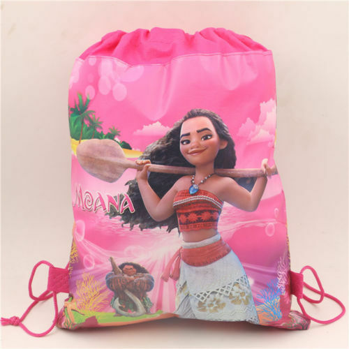 Doc McStuffins Bag Swimming Clothes Environmental PE Toy Drawstring Backpacks A