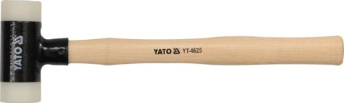 Yato Nylon déjà Marteau rückschlagfrei Ausbeulhammer plastique Ø 30 mm 265 G 320 mm