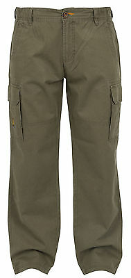 Brand New Fox Chunk Heavy Twill Cargo Pants - All Sizes Available
