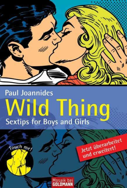 Daerick Gröss - Wild Thing: Sextips for Boys and Girls /4