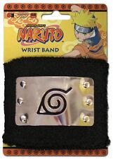 Sweatband Naruto Konoha Plate Logo