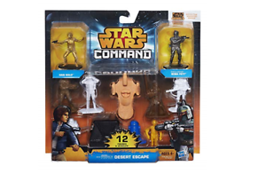 Star-wars-command-desert-escape-Hasbro-set-12-figures