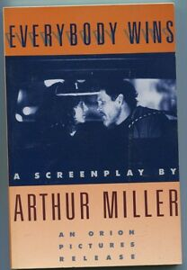 Arthur-Miller-Everybody-Wins-Rare-Signed-Autograph-1st-Edition-Trade-Book