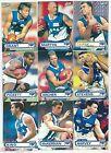 2001 Elite Sports Properties Heroes NORTH MELBOURNE 9 Card Team Set !!