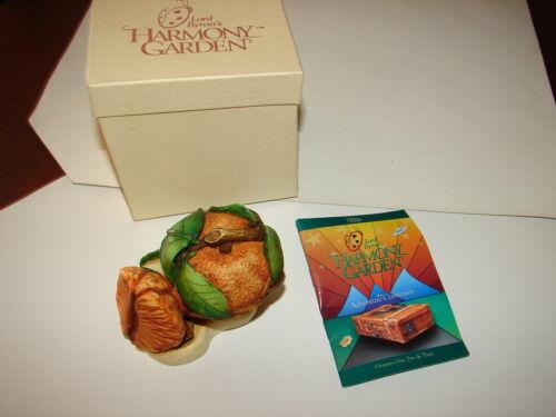 Edition 00 1 HARMONY KINGDOM Lord Byron/'s Harmony Garden Orange New In Box