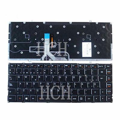 NEW For Lenovo Ideapad yoga 2 pro 13/' Keyboard backlit German Tastatur No Frame