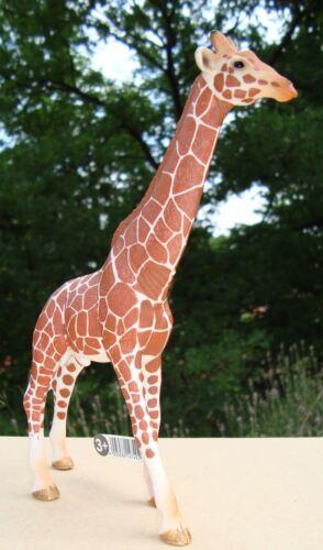 SCHLEICH 14749 GIRAFFE sbirro-Nuovo con etichetta-Wild Life//Africa-Safari