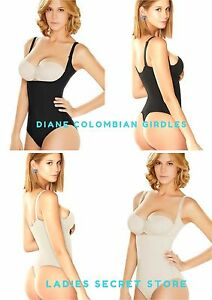 DIANE/&GEORDI REF2353 BODY SHAPER SUPPORT THONG MICROFIBRA LATEX AREA ABDOMINAL