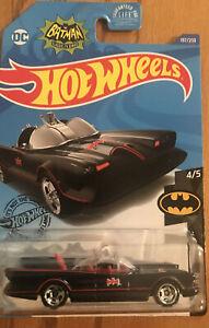 2020 Hot Wheels Batman Series 4//5 TV SERIES Batmobile 197//250 ~ BOX SHIP FREE