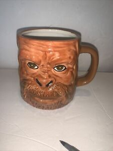 Jack Links BIG FOOT Mug Messin With SASQUATCH Beef Jerky XL Coffee Mug