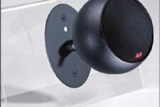 03 supporti parete per GALLO ACOUSTIC NUCLEUS MICRO bianchi nuovi