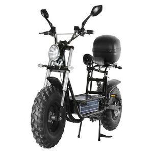 Daymak Beast 60 Volt Off-Road Electric Scooter