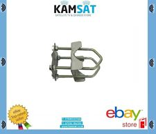 "Aerial Satellite Mast Shelley Clamp Bracket 2"" inch x 2"" inch SKY FREEVIEW"