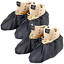 Details about  /Reusable Boot /& Shoe Covers Water Resistant Non Skid /&Washable for Real Estate