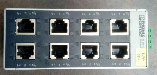 Phoenix Contact FL Switch SFN 8TX