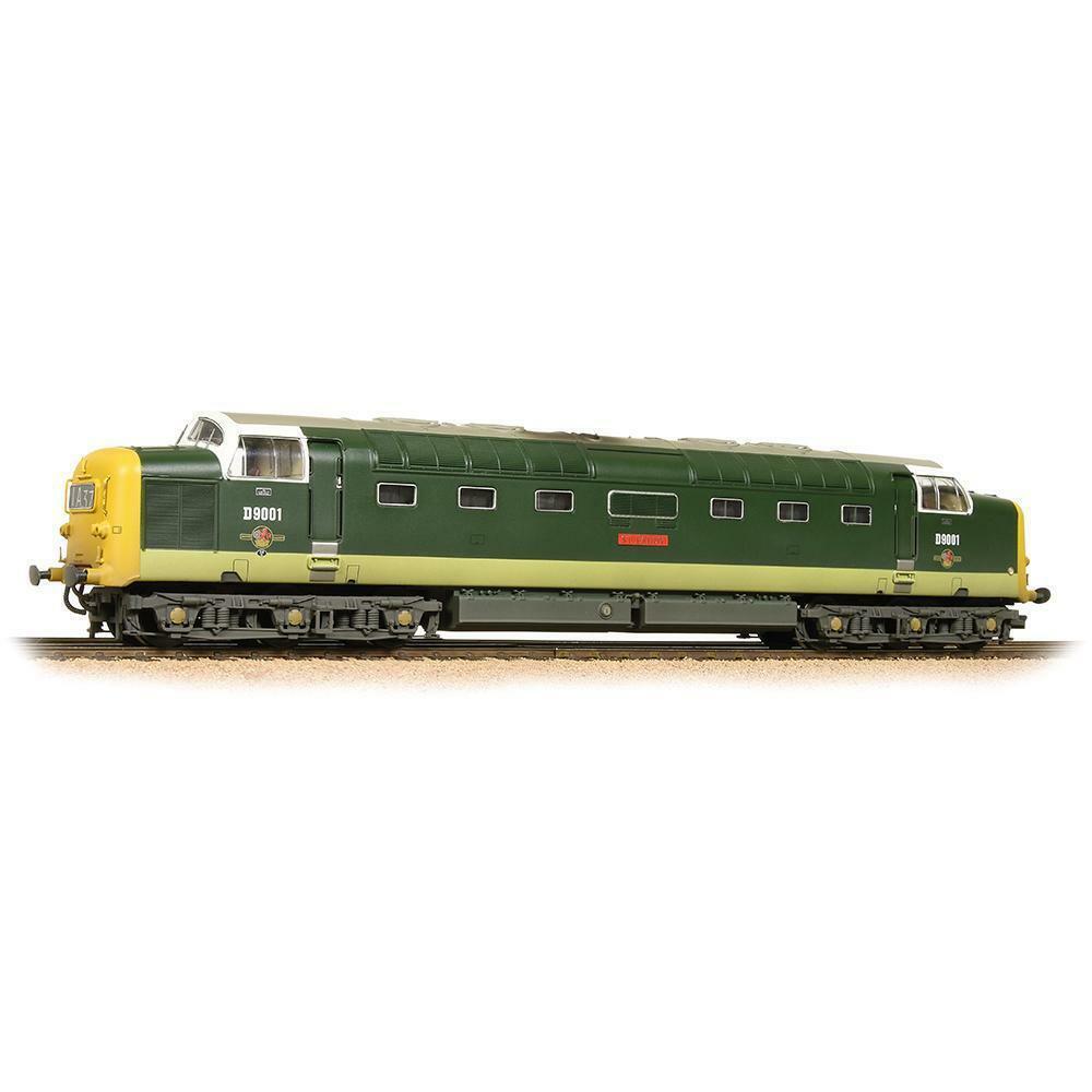 Bachmann Bachmann Bachmann 32-533 OO Gauge BR verde Class 55 Deltic D9001 St. Paddy 1c5faa