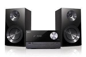 NEW-LG-CM2460-100W-MICRO-SPEAKER-SYSTEM-Bluetooth-Auto-Music-Play