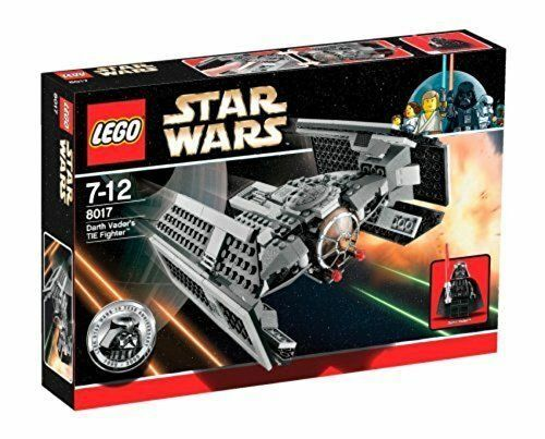 LEGO Star Wars 8017 Darth Vaders TIE Fighter Brand NEW LEGO Korea