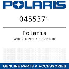 18291-111-000 Exhaust Pipe Gasket Polaris New OEM 0455371