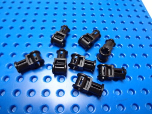 NEW Lego Technic Black AXLE Connector 8 Connectors