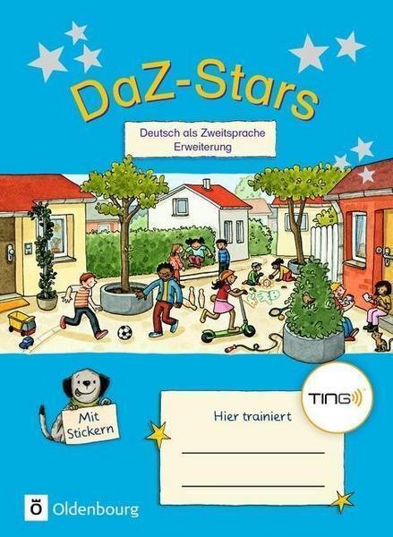 DaZ-Stars - TING-Ausgabe / Deutsch als Zweitsprache - Erweiterung