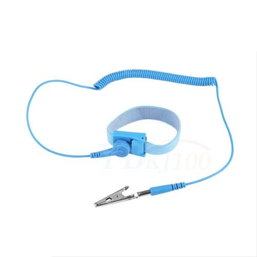 1pc ESD Anti Static Wrist Strap Ground Wire Blanket Mat For Phone Repair Hot inm