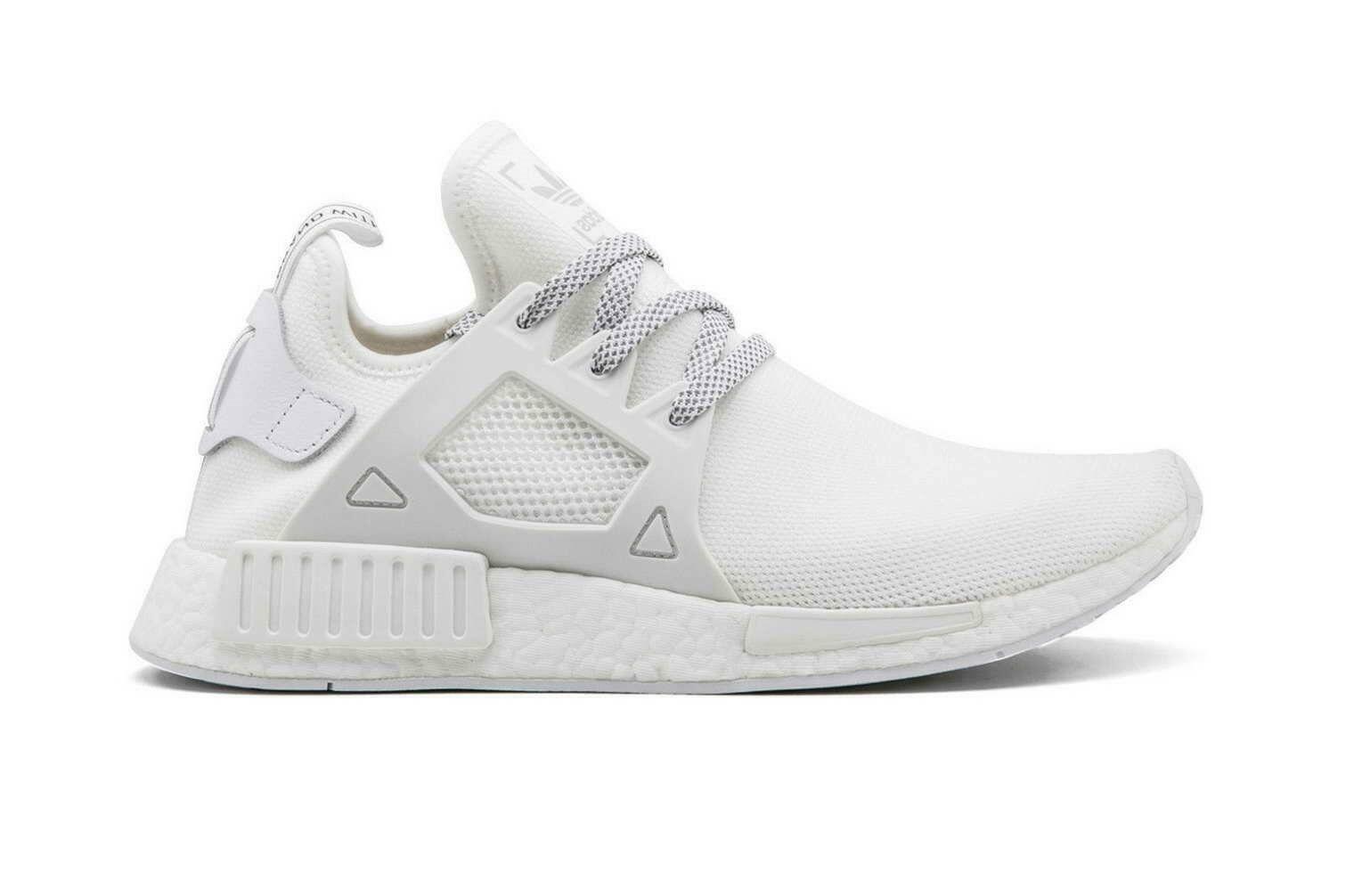 Herren adidas Nmd XR1 Weiß Laufschuhe BY3052 UK 3.5 Eu 36 US 4