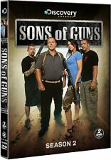 SONS OF GUNS SEASON 2 New Sealed 2 DVD Set