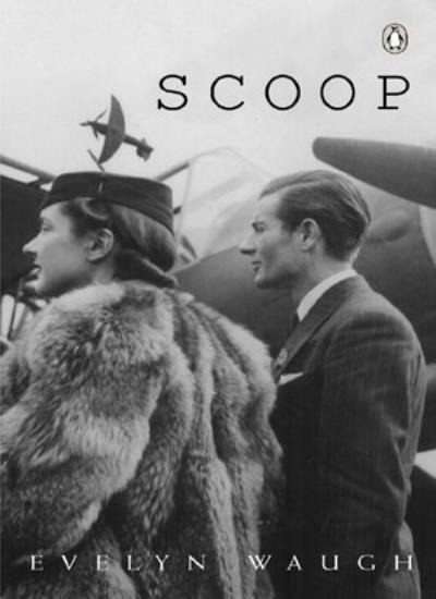 Scoop By Evelyn Waugh. 9780141187495