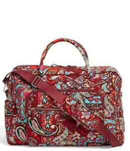 Paisley Customizable Weekender Bag