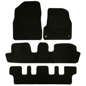 Deluxe Quality Car Mats for Citroen C4 Picasso 07-13 ** Tailored for Perfect fit