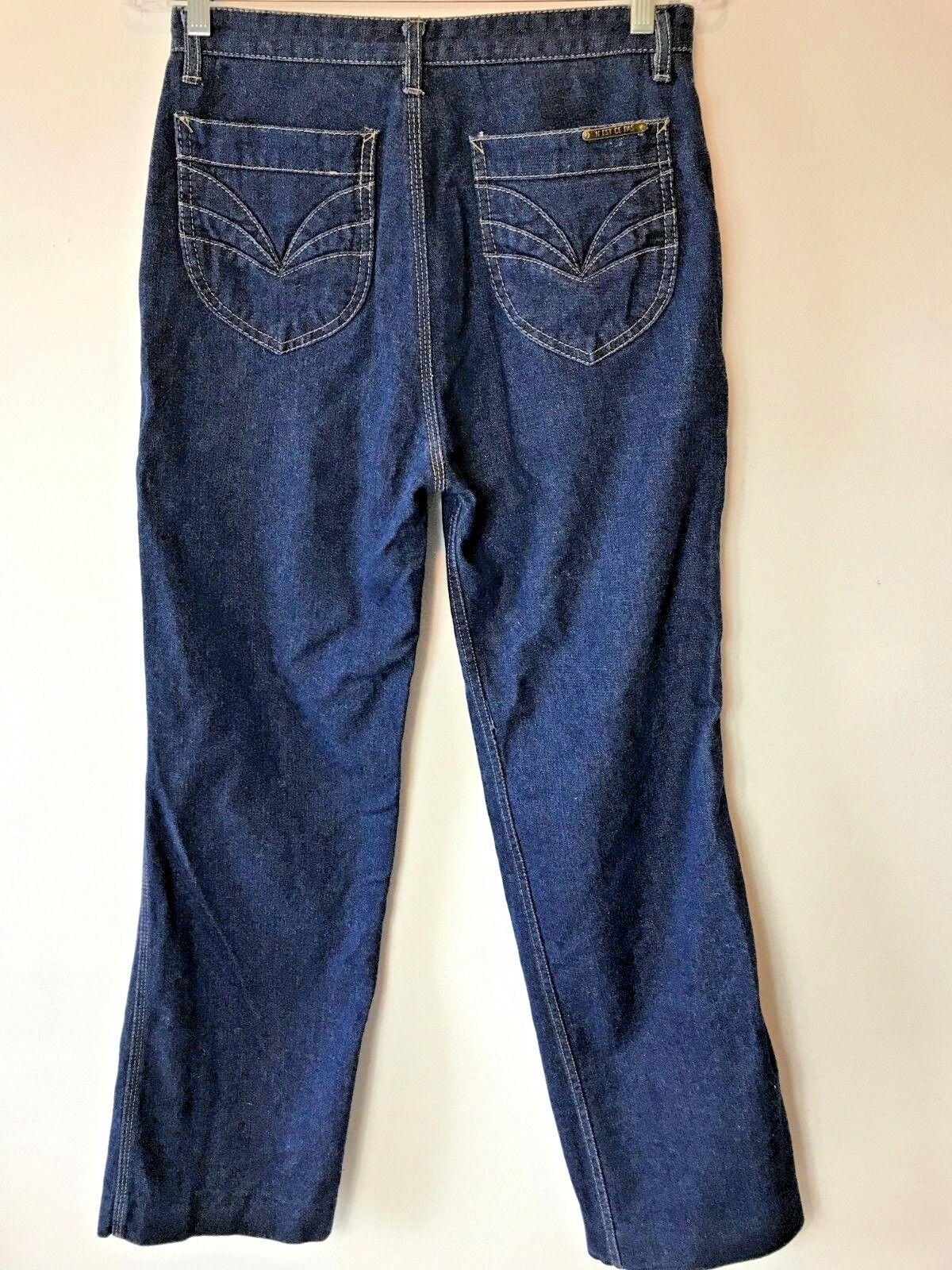 Vintage 1980s Nest N'est Ce Pas High Waist Jeans … - image 4