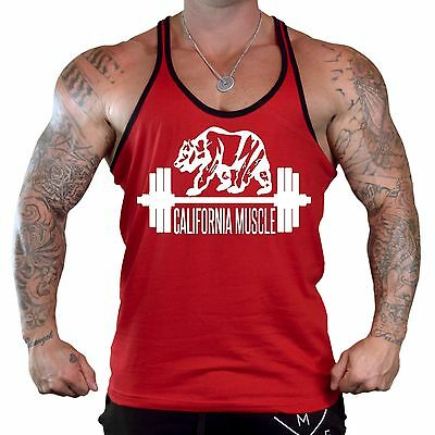 Train As Hard As You Hate Men/'s Tank Top Workout Gym Muscle Shirt