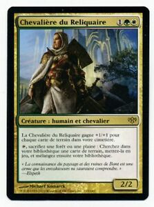 Chevaliere-du-reliquaire-Knight-of-the-reliquary-Magic-Mtg