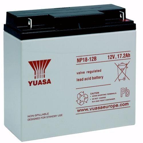 ADI ADT Seguridad 4520615 12v 18ah Alarma Repuesto YUASA Batería