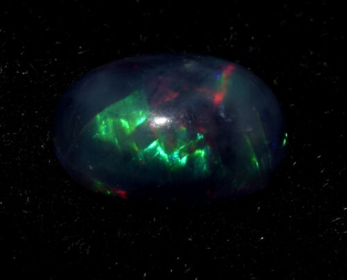 Details about  /Ethiopian Opal Black Cabochon Welo Fire AAA Quality Opal For Making Ring Cabs