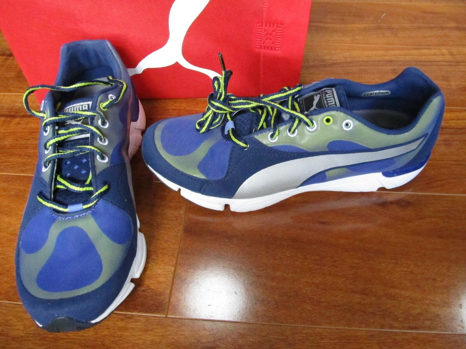 NEW PUMA FormLite XT Running Training Shoes 7.5 Womens 7.5 Shoes  Violet/Blue 186210 $80. ea3c99