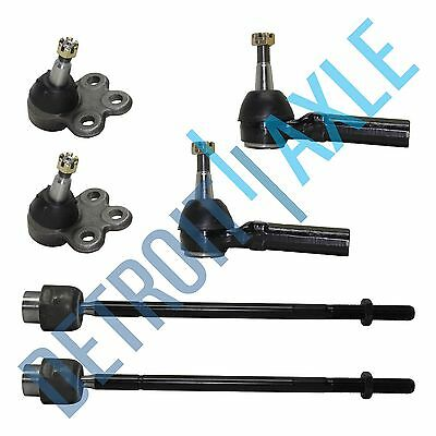 Brand New 6pc Suspension Kit for GM Vehicles for Chevy Impala Buick Olds Pontiac