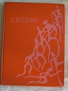 Details About 1968 Grover Cleveland High School Yearbook Portland Oregon Legend